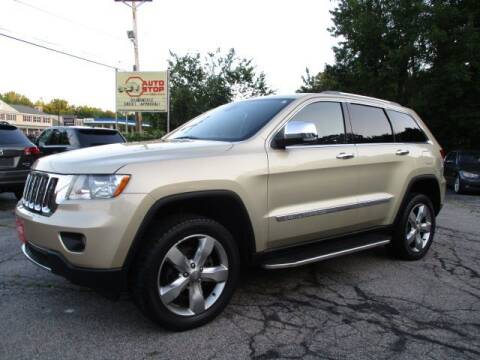2011 Jeep Grand Cherokee for sale at AUTO STOP INC. in Pelham NH