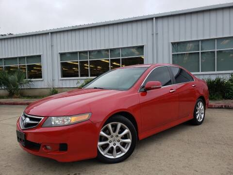 2008 Acura TSX for sale at Houston Auto Preowned in Houston TX