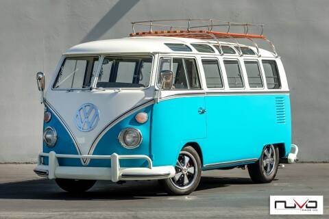 1967 Volkswagen Bus for sale at Nuvo Trade in Newport Beach CA