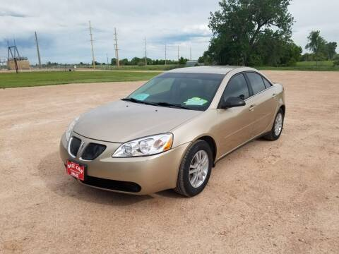 2005 Pontiac G6 for sale at Best Car Sales in Rapid City SD