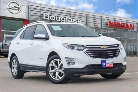 2018 Chevrolet Equinox for sale at Douglass Automotive Group - Douglas Subaru in Waco TX