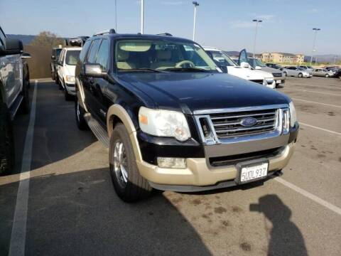 2006 Ford Explorer for sale at McHenry Auto Sales in Modesto CA