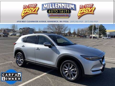 2019 Mazda CX-5 for sale at Millennium Auto Sales in Kennewick WA