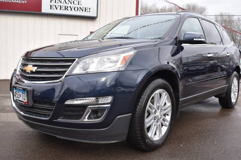 2015 Chevrolet Traverse for sale at Dealswithwheels in Inver Grove Heights MN