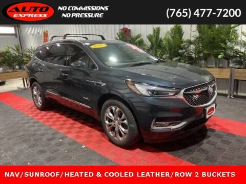 2018 Buick Enclave for sale at Auto Express in Lafayette IN