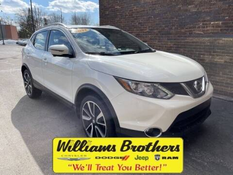 2017 Nissan Rogue Sport for sale at Williams Brothers - Pre-Owned Monroe in Monroe MI