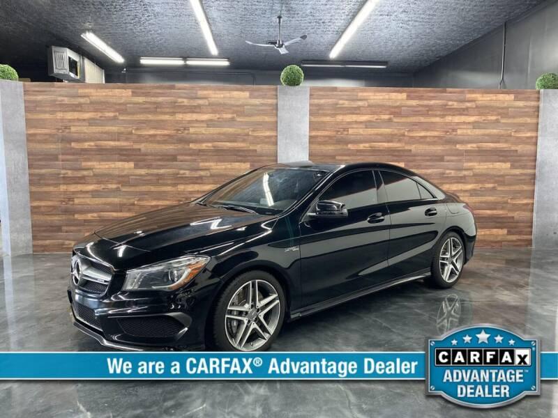 2014 Mercedes-Benz CLA for sale at RoseLux Motors LLC in Schnecksville PA