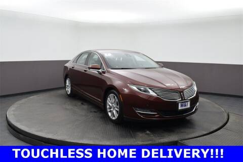 2015 Lincoln MKZ for sale at M & I Imports in Highland Park IL
