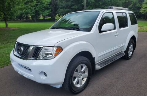 2010 Nissan Pathfinder for sale at Smith's Cars in Elizabethton TN