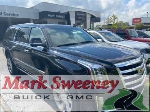 2020 Cadillac Escalade ESV for sale at Mark Sweeney Buick GMC in Cincinnati OH