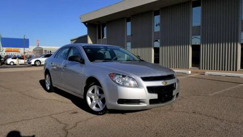 2010 Chevrolet Malibu for sale at EXPRESS AUTO GROUP in Phoenix AZ