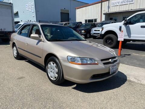 2000 Honda Accord for sale at Ricos Auto Sales in Escondido CA