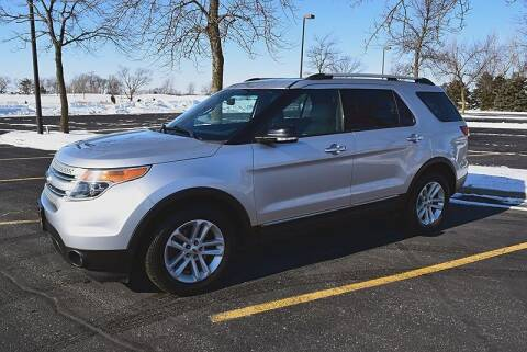 2013 Ford Explorer for sale at Beresford Automotive in Beresford SD
