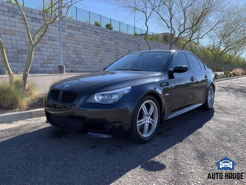 2008 BMW M5 for sale at AUTO HOUSE TEMPE in Tempe AZ