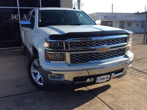 2014 Chevrolet Silverado 1500 for sale at SC SALES INC in Houston TX