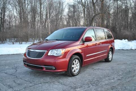 2012 Chrysler Town and Country for sale at Or Best Offer Motorsports in Columbus OH
