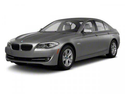 2013 BMW 5 Series for sale at Auto Finance of Raleigh in Raleigh NC
