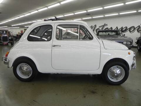 1969 FIAT 500L for sale at 121 Motorsports in Mt. Zion IL