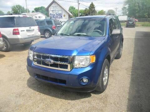 2008 Ford Escape for sale at Northwest Auto Sales in Farmington MN