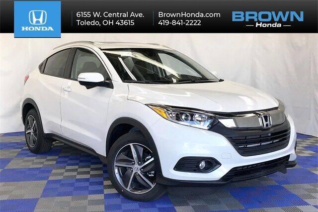 2021 Honda HR-V for sale in Toledo, OH