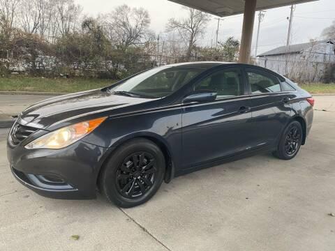 2012 Hyundai Sonata for sale at Xtreme Auto Mart LLC in Kansas City MO