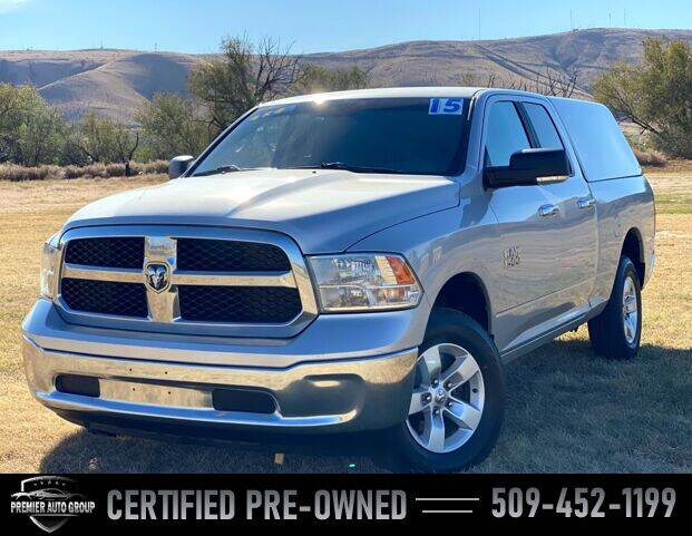 2015 RAM Ram Pickup 1500 for sale at Premier Auto Group in Union Gap WA