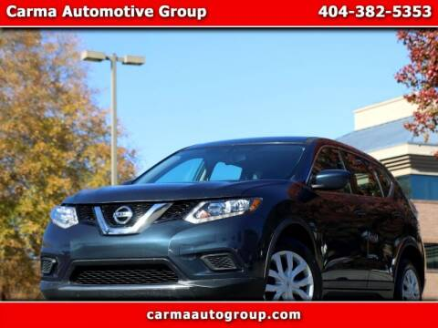 2016 Nissan Rogue for sale at Carma Auto Group in Duluth GA