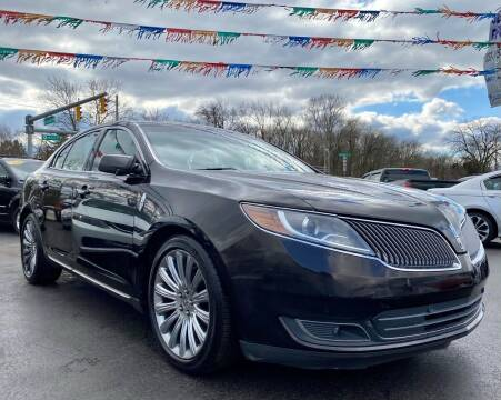 2013 Lincoln MKS for sale at WOLF'S ELITE AUTOS in Wilmington DE