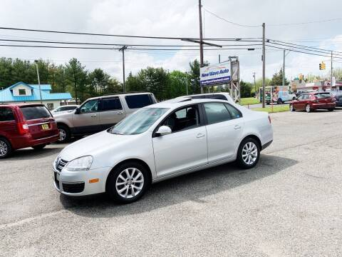 2010 Volkswagen Jetta for sale at New Wave Auto of Vineland in Vineland NJ