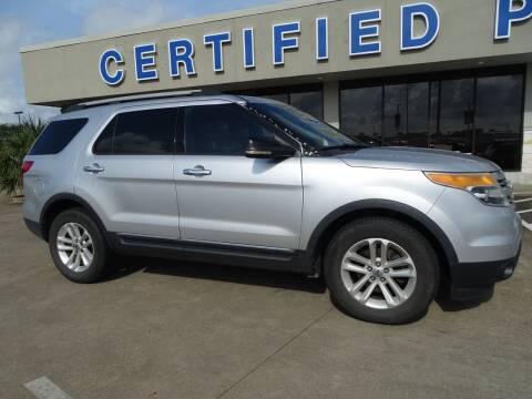 2011 Ford Explorer for sale at Mac Haik Ford Pasadena in Pasadena TX