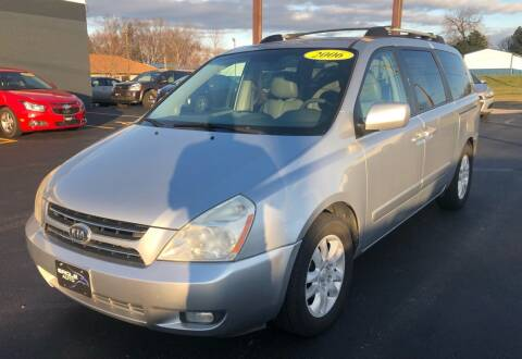 2006 Kia Sedona for sale at Eagle Auto LLC in Green Bay WI