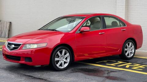 2004 Acura TSX for sale at Carland Auto Sales INC. in Portsmouth VA