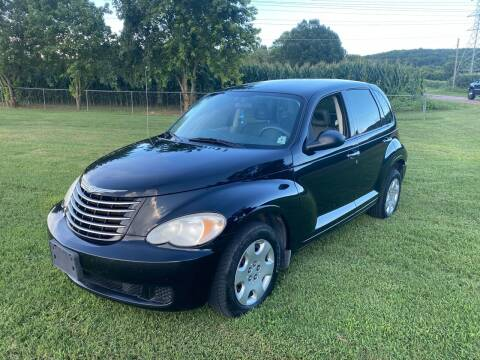 2007 Chrysler PT Cruiser for sale at Tennessee Valley Wholesale Autos LLC in Huntsville AL