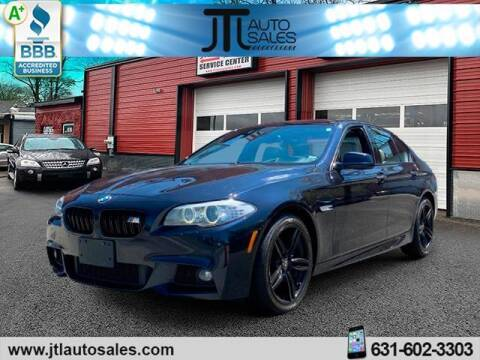 2013 BMW 5 Series for sale at JTL Auto Inc in Selden NY