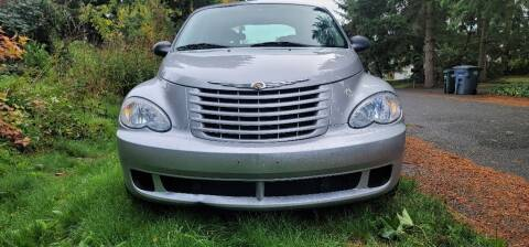2008 Chrysler PT Cruiser for sale at Road Star Auto Sales in Puyallup WA