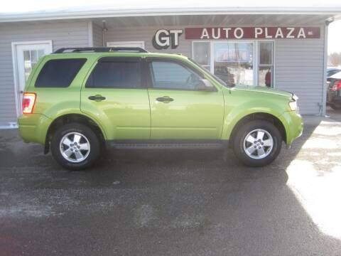 2012 Ford Escape for sale at G T AUTO PLAZA Inc in Pearl City IL