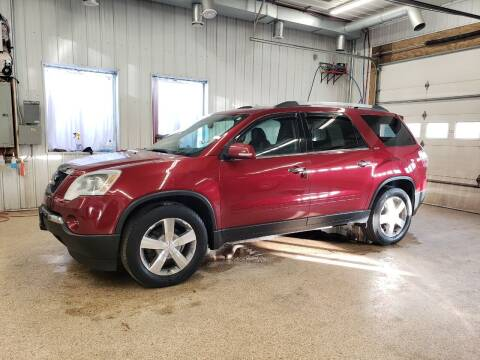 2011 GMC Acadia for sale at Sand's Auto Sales in Cambridge MN