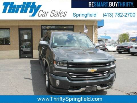 2018 Chevrolet Silverado 1500 for sale at Thrifty Car Sales Springfield in Springfield MA