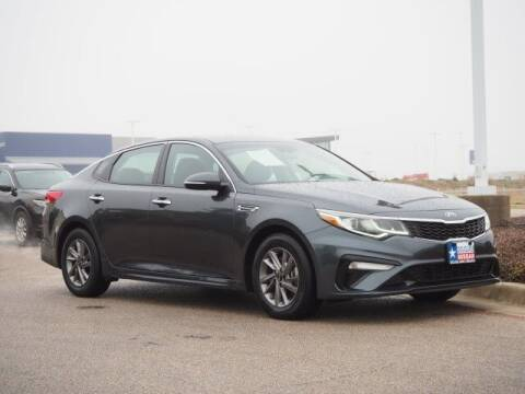 2020 Kia Optima for sale at Douglass Automotive Group in Central Texas TX