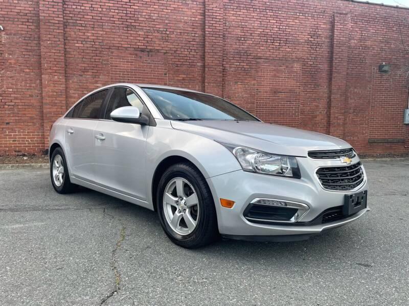 2016 Chevrolet Cruze Limited for sale at Pristine AutoPlex in Burlington NC