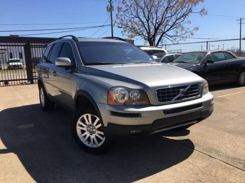 2008 Volvo XC90 for sale at TETCO AUTO SALES  / TETCO FUNDING in Dallas TX