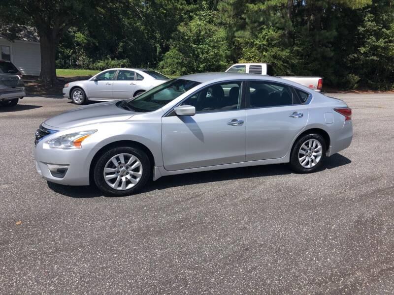 2015 Nissan Altima for sale at Dorsey Auto Sales in Anderson SC