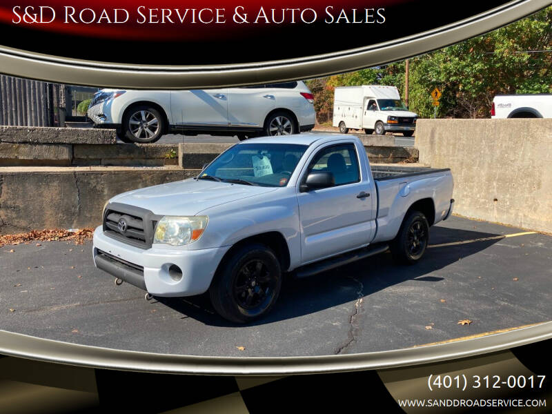 2009 Toyota Tacoma for sale at S&D Road Service & Auto Sales in Cumberland RI