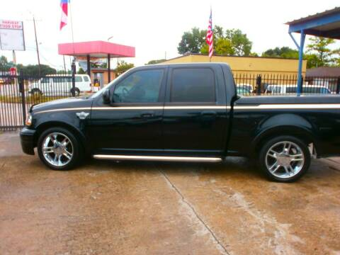 2003 Ford F-150 for sale at Under Priced Auto Sales in Houston TX