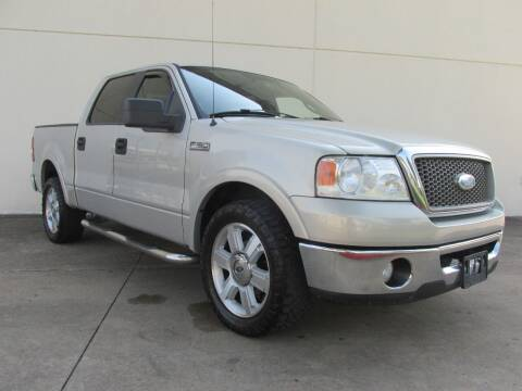 2006 Ford F-150 for sale at QUALITY MOTORCARS in Richmond TX