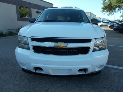 2014 Chevrolet Tahoe for sale at ACH AutoHaus in Dallas TX