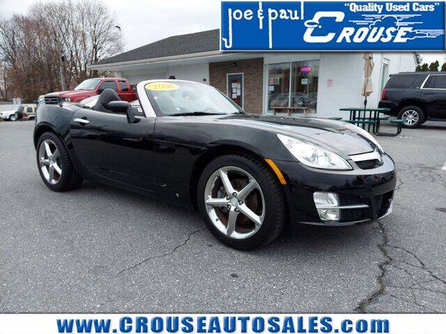 2008 Saturn SKY for sale at Joe and Paul Crouse Inc. in Columbia PA