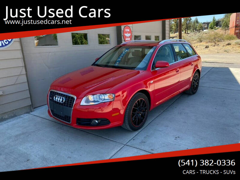 2008 Audi A4 for sale at Just Used Cars in Bend OR