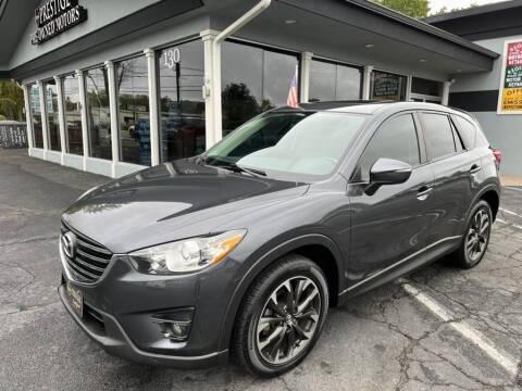 2016 Mazda CX-5 for sale at Prestige Pre - Owned Motors in New Windsor NY