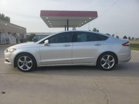 2013 Ford Fusion for sale at Dakota Auto Inc. in Dakota City NE